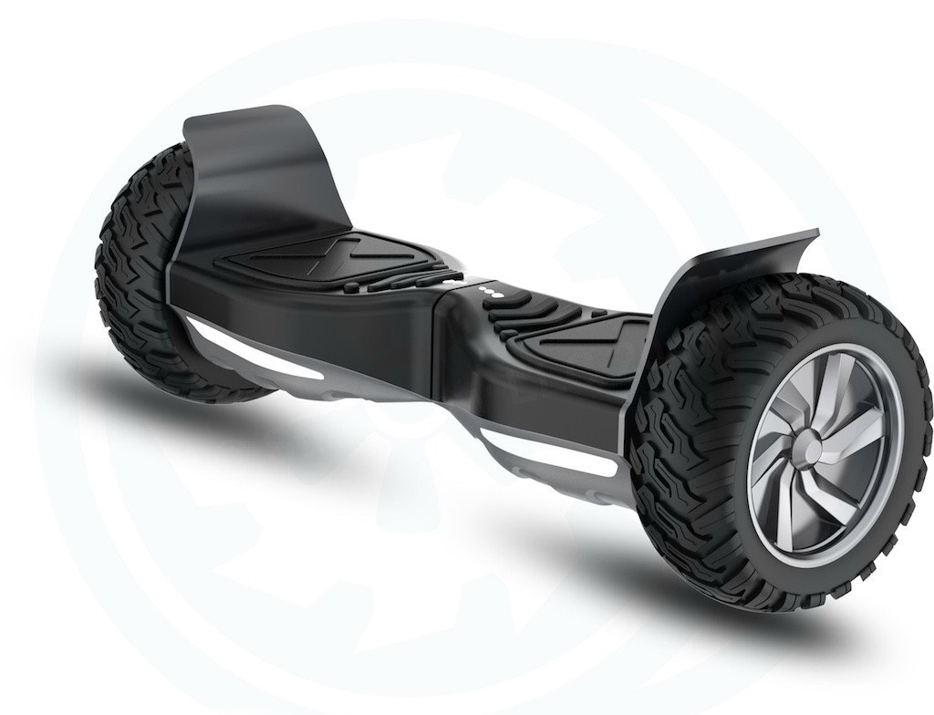 Street Saw RockSaw Hoverboard Review