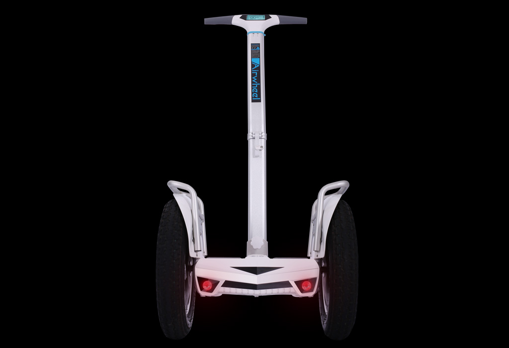 """Airwheel S5 """"Lambo-Hott"""" Scooter Review"""