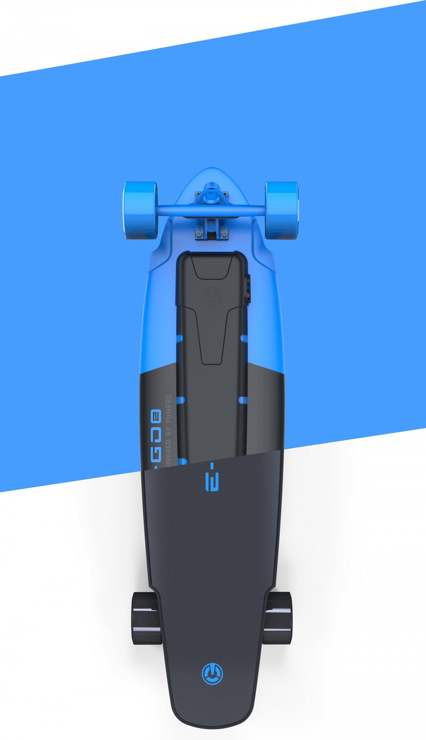 Step into the Future with Yuneec E-GO2 Longboard